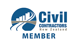 Civil contractors NZ logo