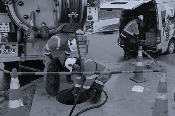 HydroVac | Industry leaders in Drain Maintenance, Air & Hydro