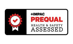 Impac Prequal assessed logo