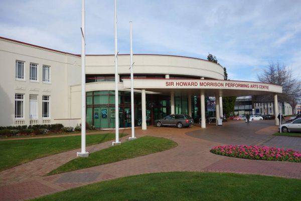 Sir Howard Morrison Performing Arts Centre