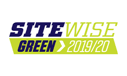 Sitewise Green 2019 2020 colour logo
