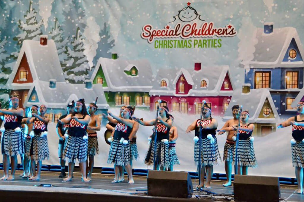 Special Christmas childrens party