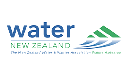 Water New Zealand colour logo
